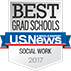 Best Grad Schools, U.S. News: Social Work 2017